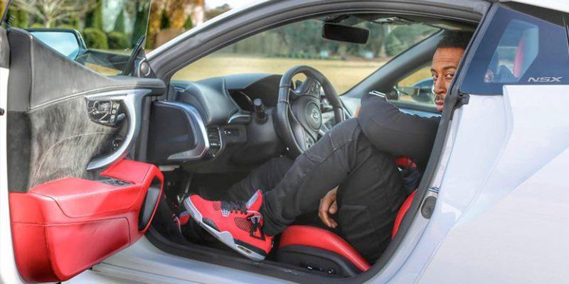 Ludacris' 2017 Acura NSX