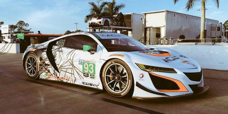 Snapshots: NSX GT3 Race Liveries