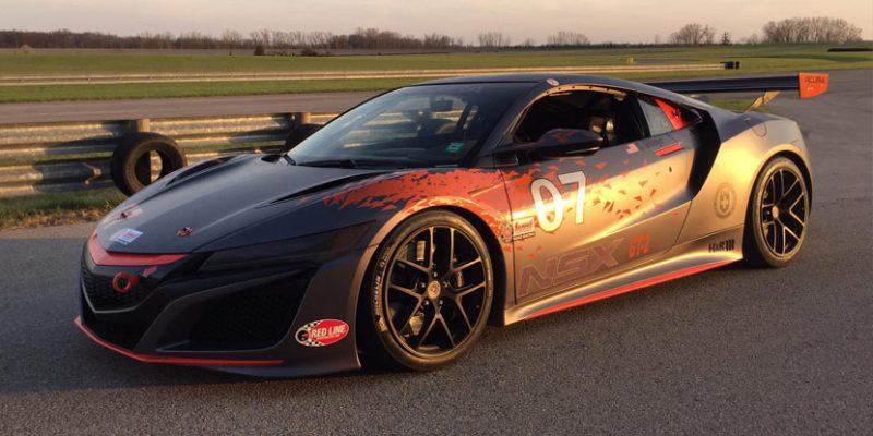 Acura NSX GT2