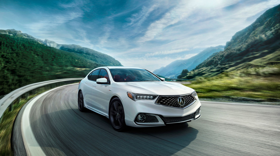 2018 Acura TLX Makes World Debut – Acura Connected