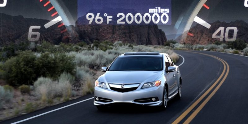Putting 200,000 Miles on a 2013 Acura ILX