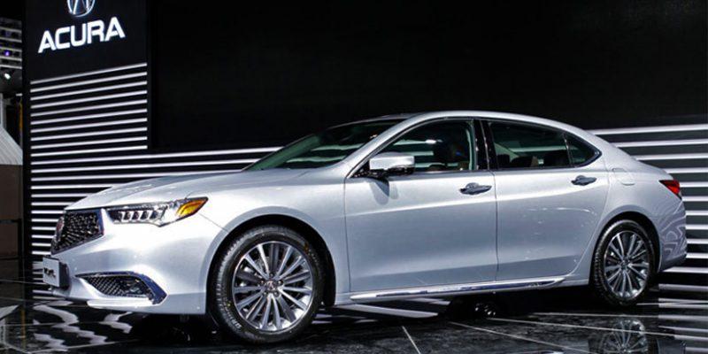 Acura TLX-L