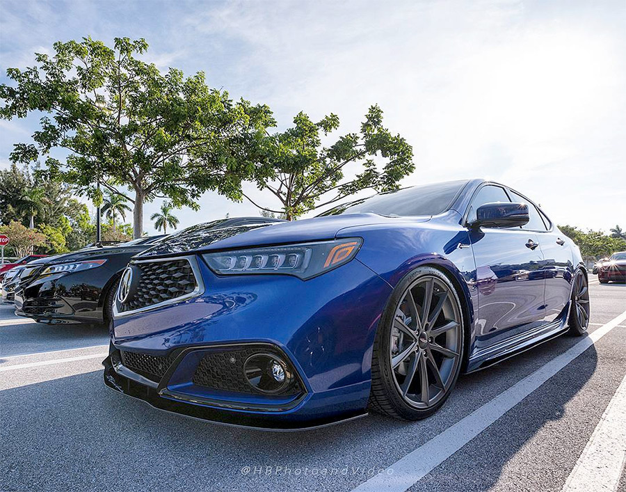 Nicole's 2018 Acura TLX A-Spec – Acura Connected