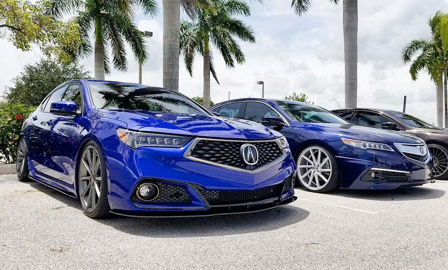Nicole S 2018 Acura Tlx A Spec Acura Connected