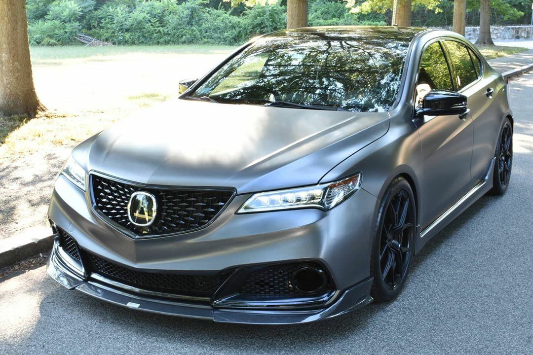 Custom Grilles For The 2015 2017 Acura Tlx Acura Connected
