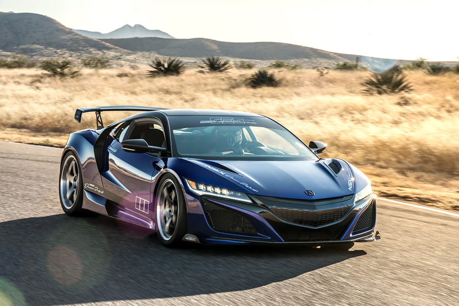 "Acura Tlx Mods >> NSX ""Dream Project"" by ScienceofSpeed to Debut at SEMA – Acura Connected"