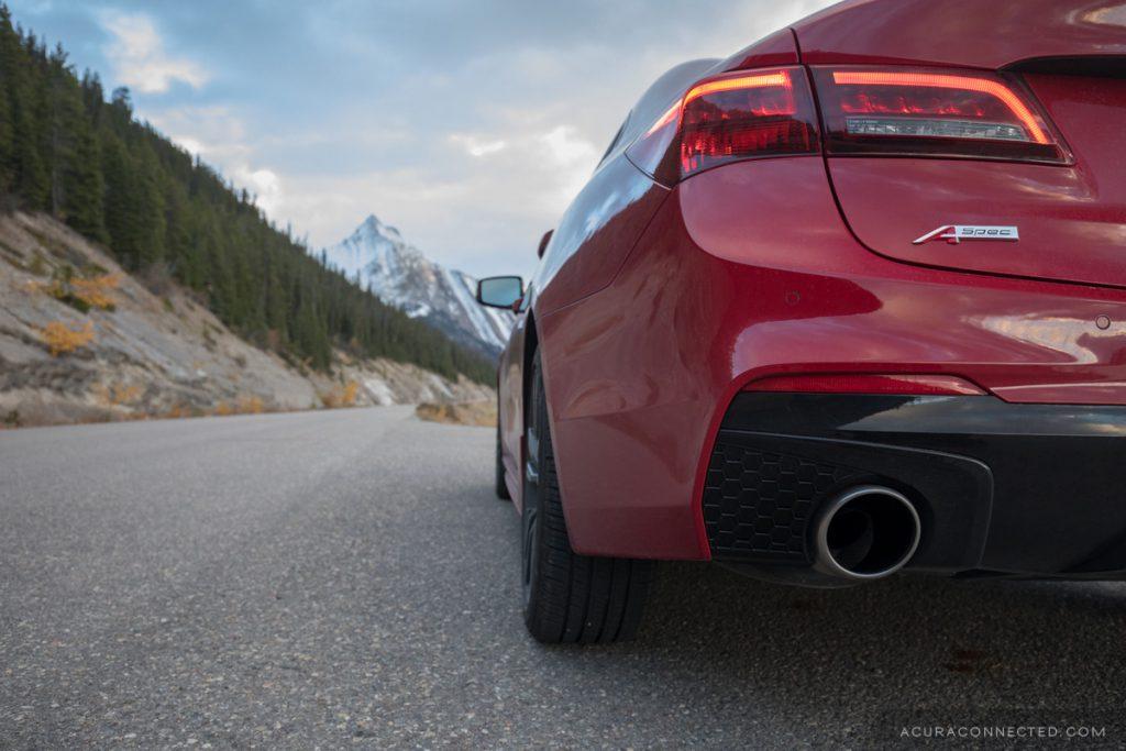 2018 Acura TLX in Jasper, Alberta - Medicine Lake