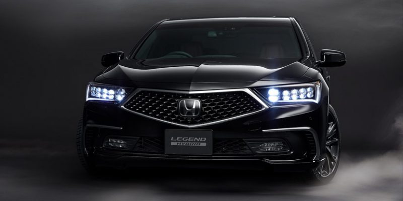 2018 Honda Legend