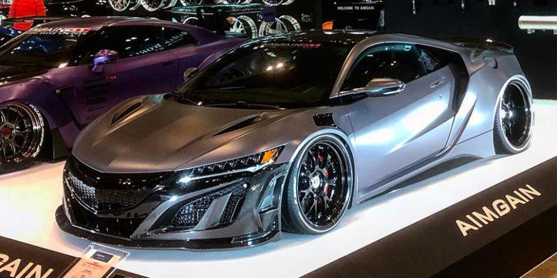 Acura NSX AIMGAIN GT