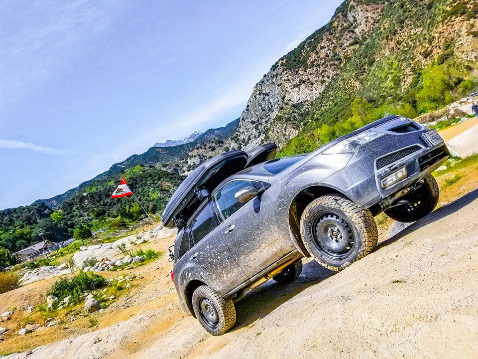 Gallery: Sothearith's Off-Roading 2012 MDX – Acura Connected
