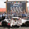 Castroneves, Taylor Lead Acura Sweep at Mid-Ohio