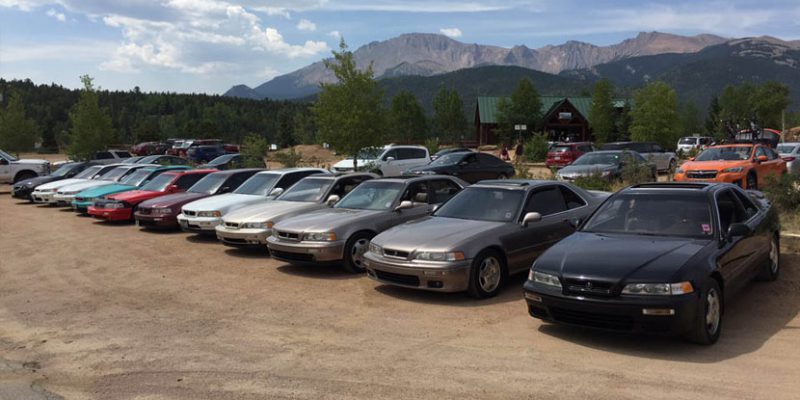 2018 National Acura Legend Meet | Photo by Tyson Hugie