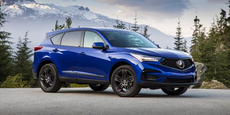 2019 Acura RDX Earns IIHS TOP SAFETY PICK+ Award