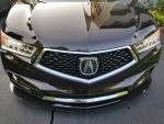 Lucia's bagged 2017 Acura MDX