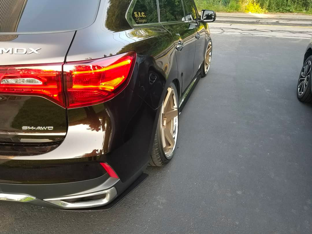 Lucia S Bagged 2017 Acura Mdx Acura Connected
