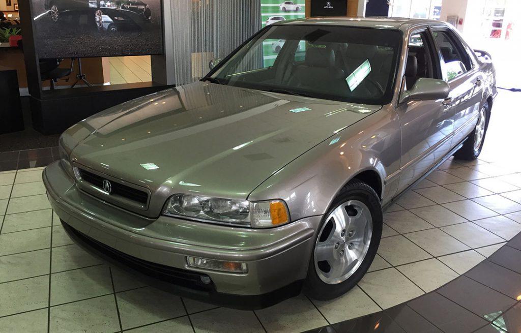 Chris Miller's 1994 Acura Legend