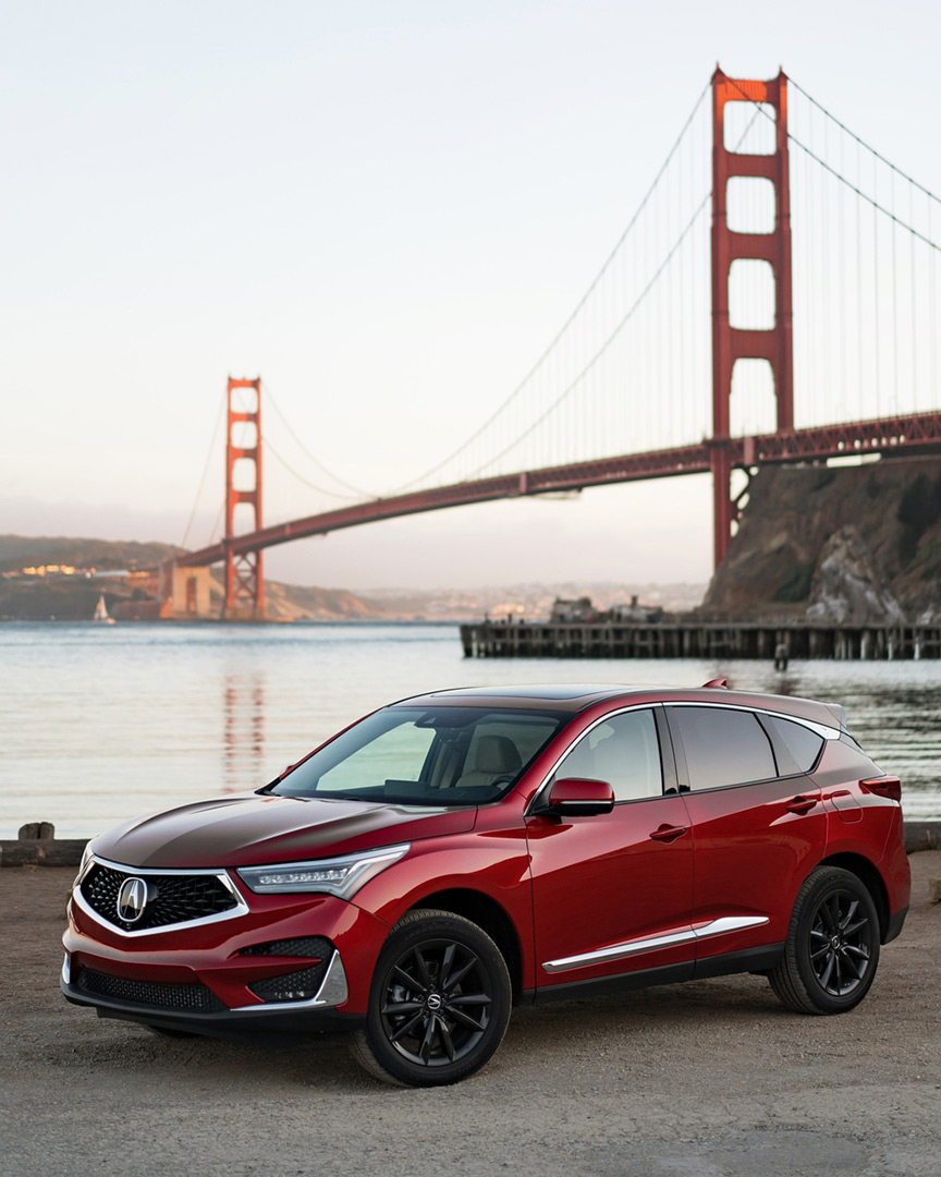Acura RDX Sets New Annual Sales Record