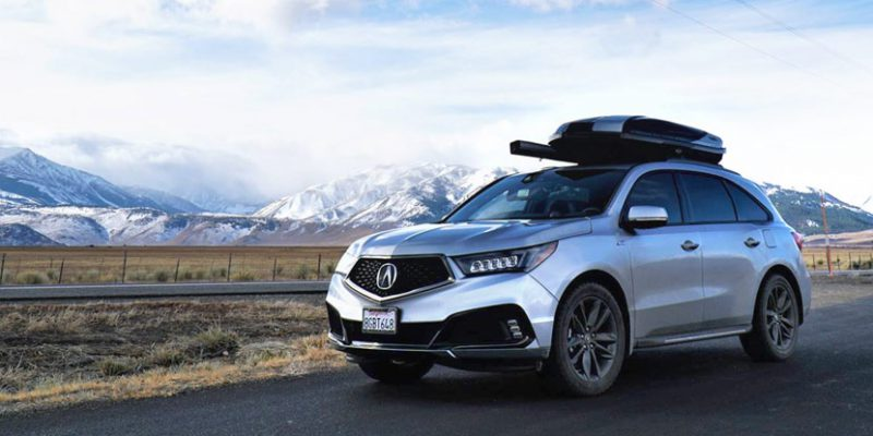 2019 Acura MDX A-Spec | Photo by Lyle B.