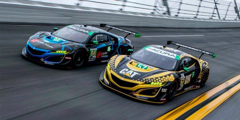 Acura Team Penske, Meyer Shank Racing Complete Rolex 24 Preparations