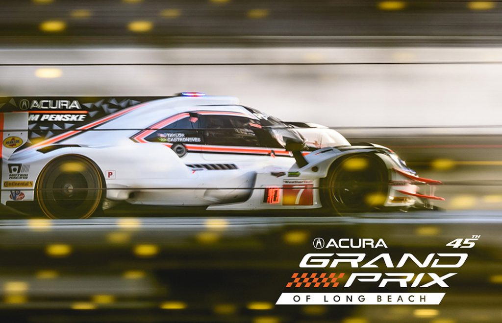 Acura to Assume Grand Prix of Long Beach Title Sponsorship