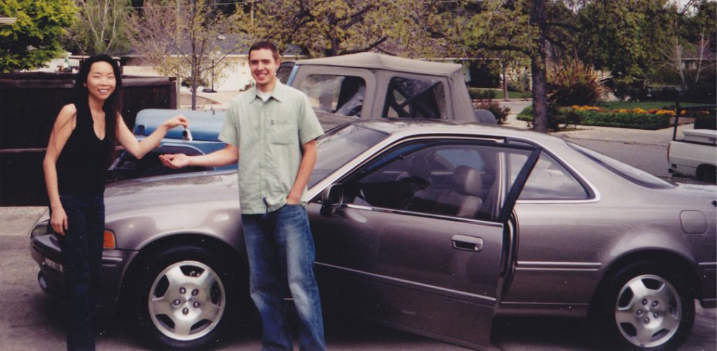 Tyson Hugie's 16 Year Acura Anniversary
