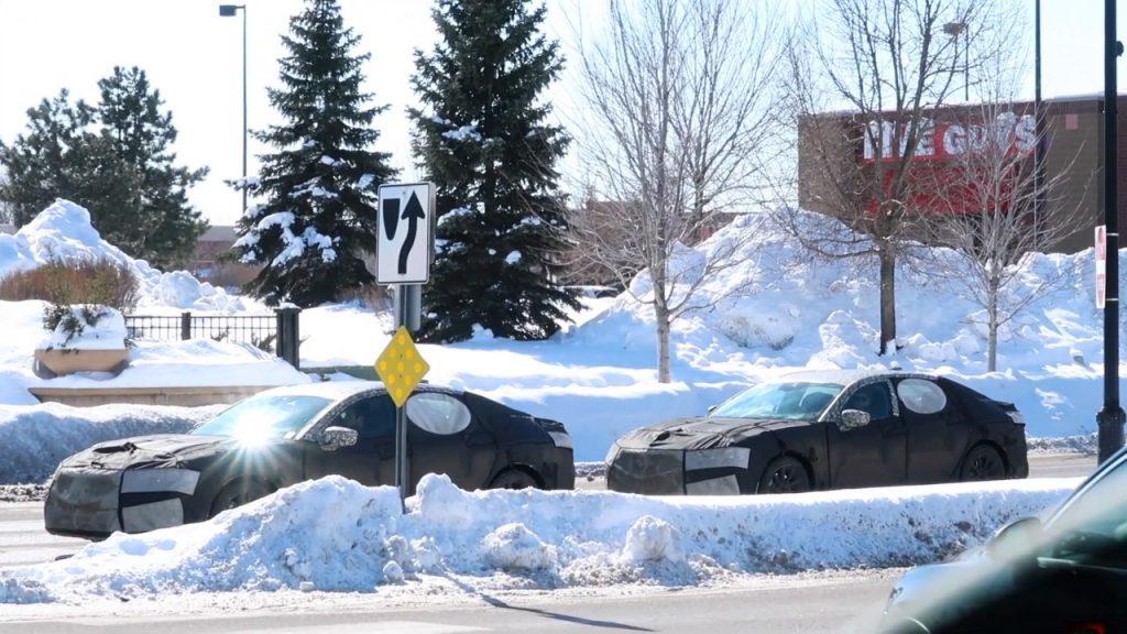 Acura TLX Prototype   photo by Tall Guy Car Reviews via YouTube
