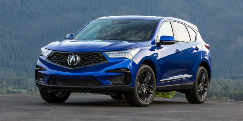 2020 Acura RDX Hits Dealerships