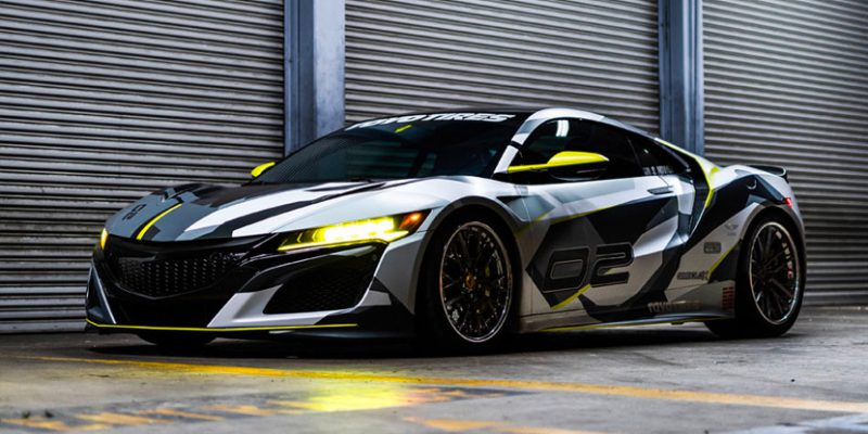 Sonystyle02's 2017 Acura NSX