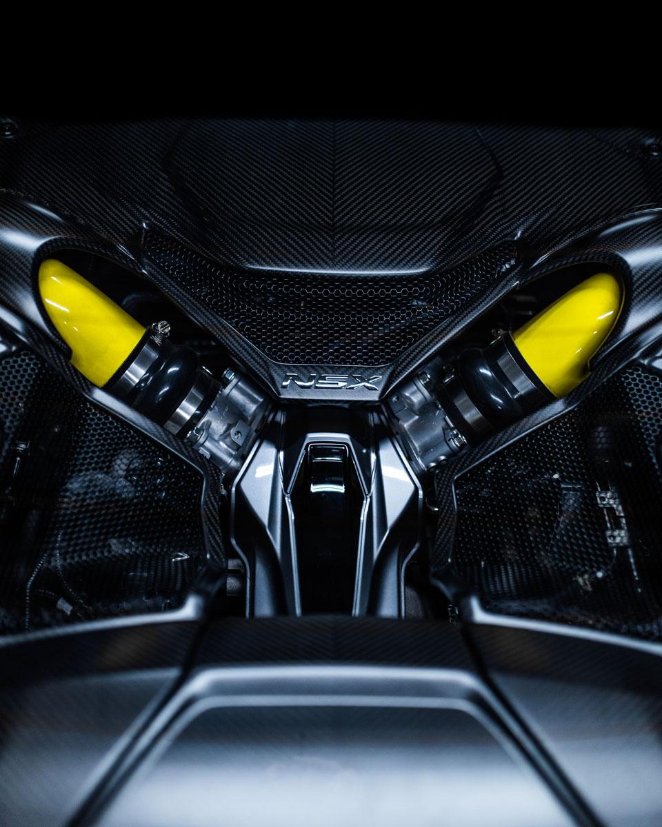 Sony's 2017 Acura NSX
