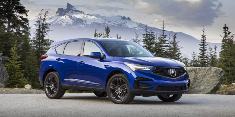 Acura RDX: New Generation Acura Shatters Sales Records