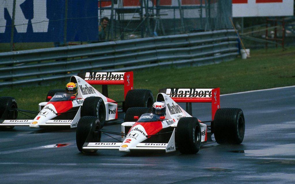 Acura Prost Senna Canadian Grand Prix