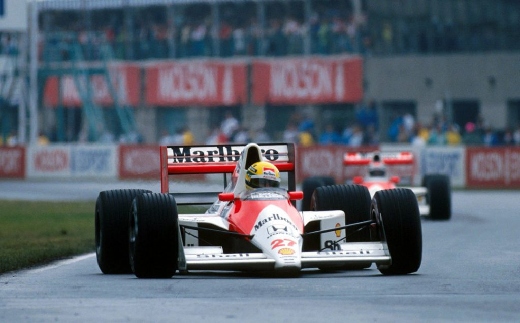 Acura Ayrton Senna Canadian Grand Prix