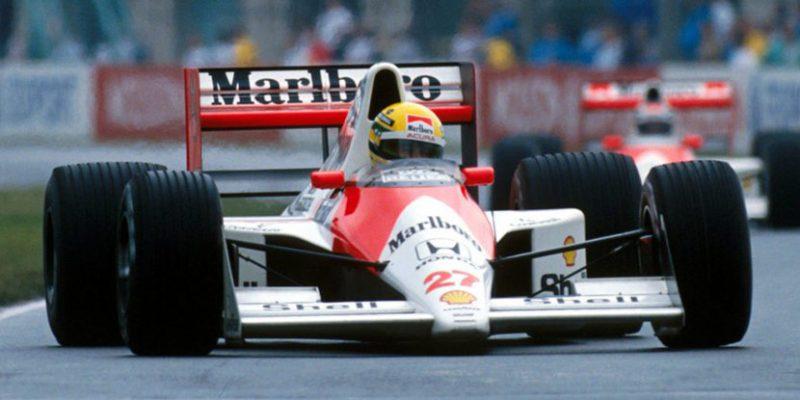 Ayrton Senna F1 Acura