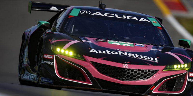Meyer Shank Racing Acura NSX GT3
