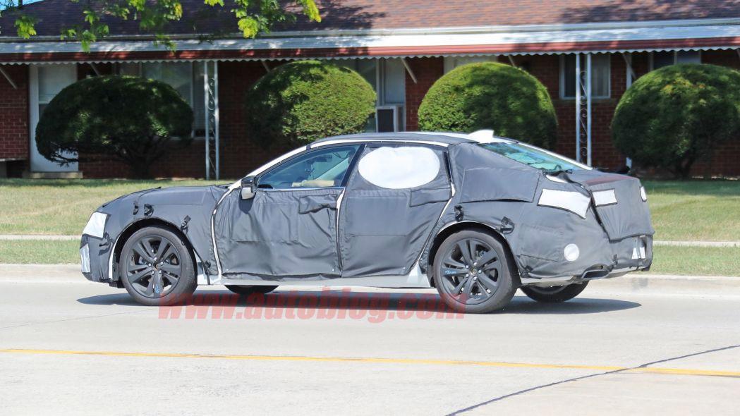 2021 Acura TLX Prototype?