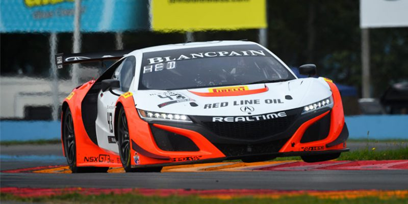 Real Time Racing Acura NSX