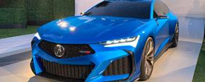Snapshots: Acura Type S Concept Debut in Monterey