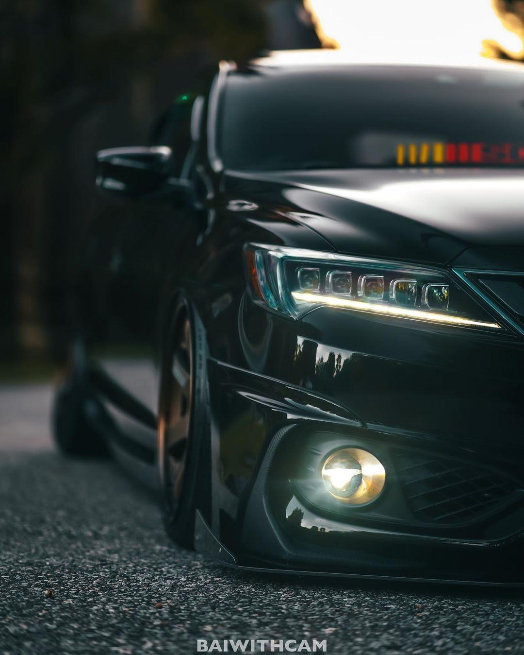 Eli's 2017 Acura ILX