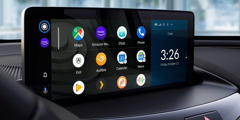 Android Auto™1 integration