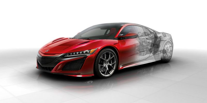 Video: The Magic Behind Acura's NSX Engine