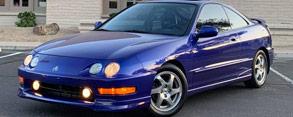 Tyson Hugie's 1999 Acura Integra GS-R