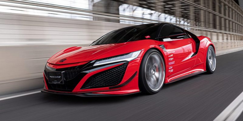 Artisan Spirits NC1 NSX Body Kit