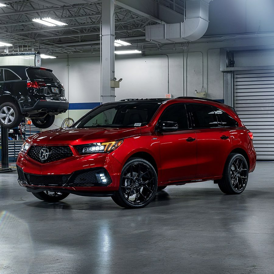 2020 MDX PMC Edition On 22″ Vossen HF-5 Wheels