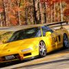 Mario Cano's 1997 Spa Yellow Pearl NSX