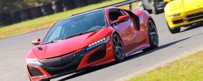 Acura Owner Story: Mario Cano's 2017 NSX