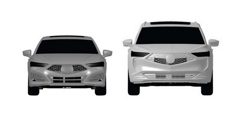 2021 Acura TLX/2021 Acura MDX