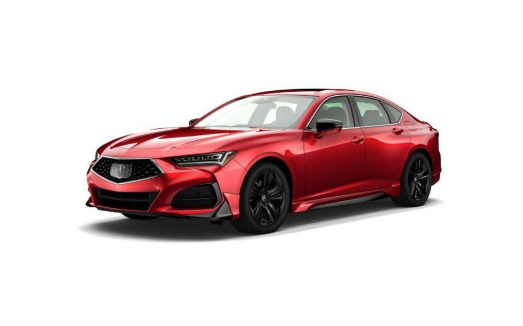 2021 Acura TLX Genuine Accessories