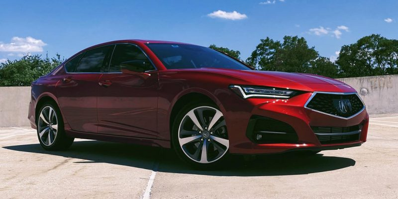 2021 Acura TLX First Drive Reviews