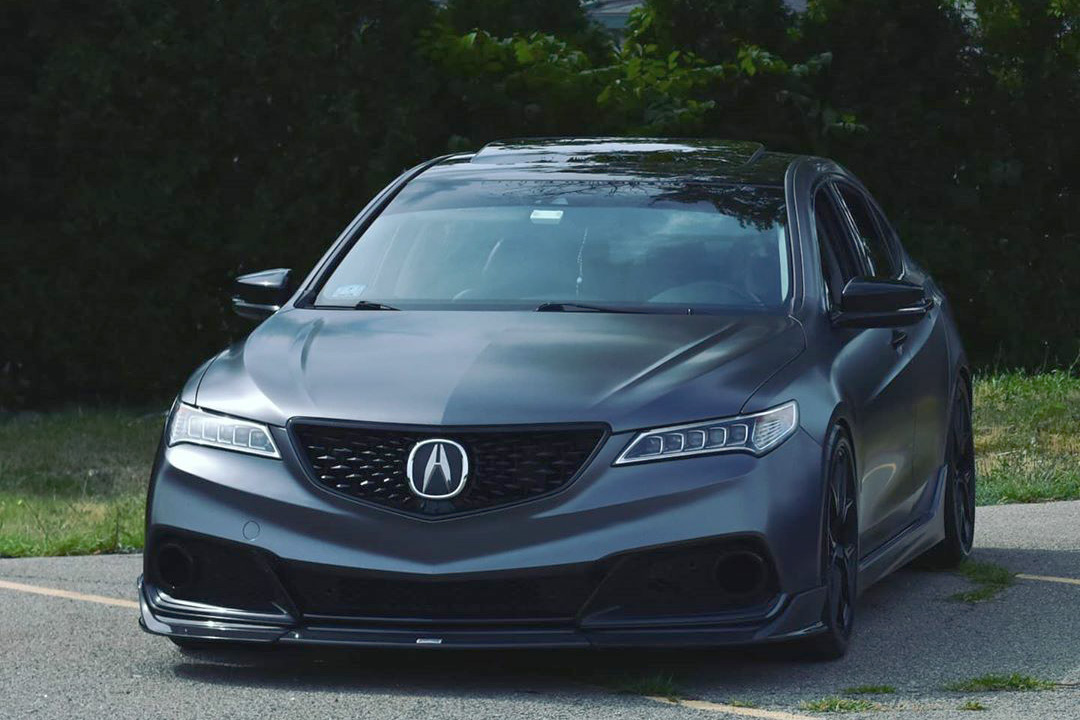 Randy S Deletethebeak Acura Tlx Acura Connected
