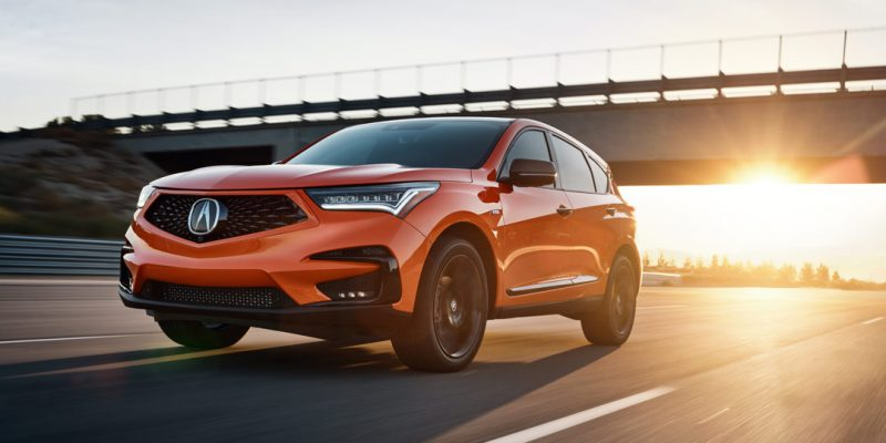 2021 RDX PMC Edition Gets Thermal Orange Pearl Paint